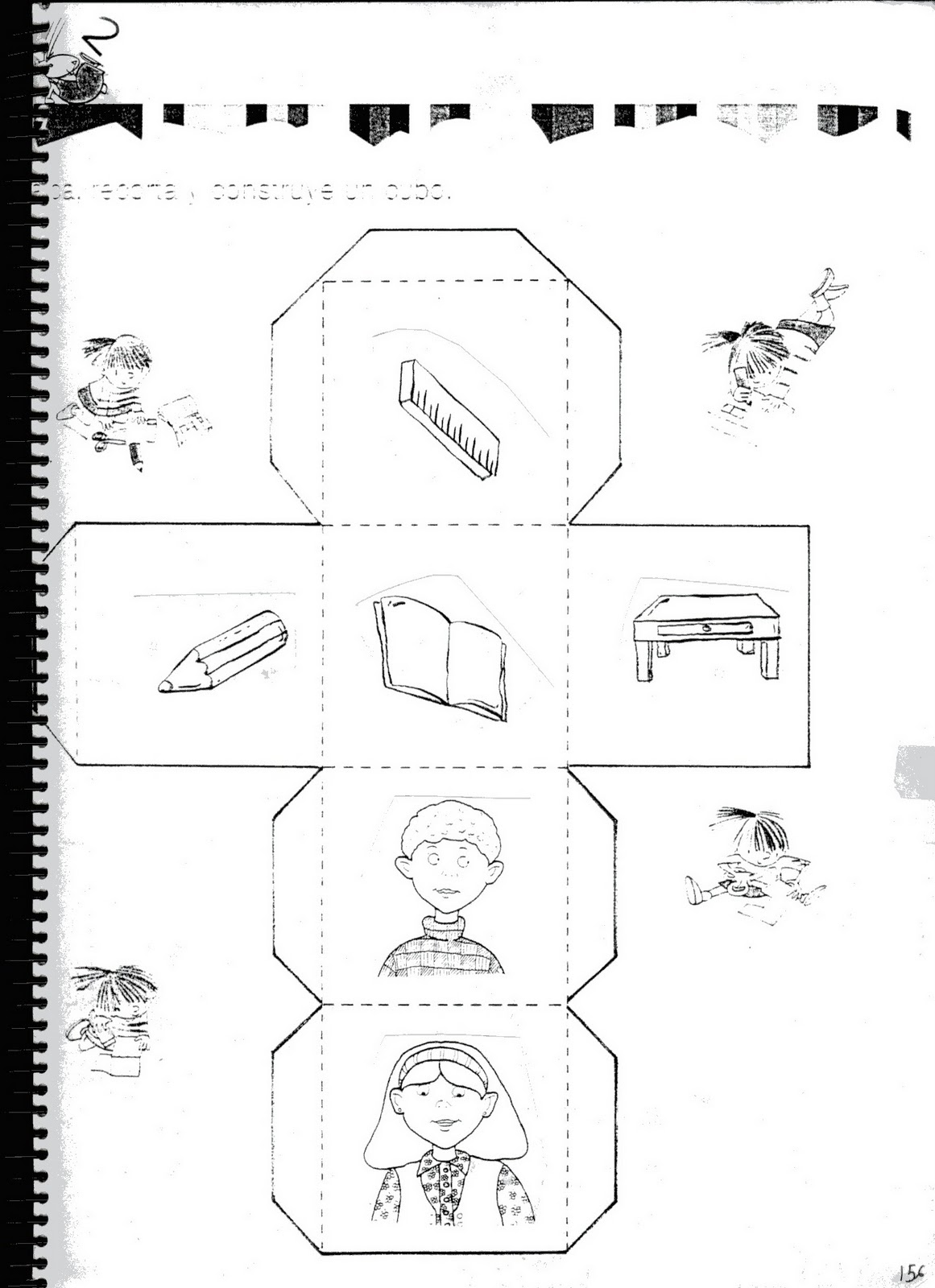 Fichas De Ingles Ficha Classroom 3 Classroom Craft