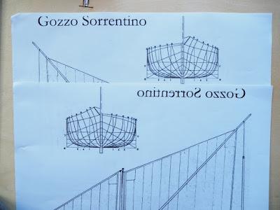 progetti per la costruzione di una barca a vela