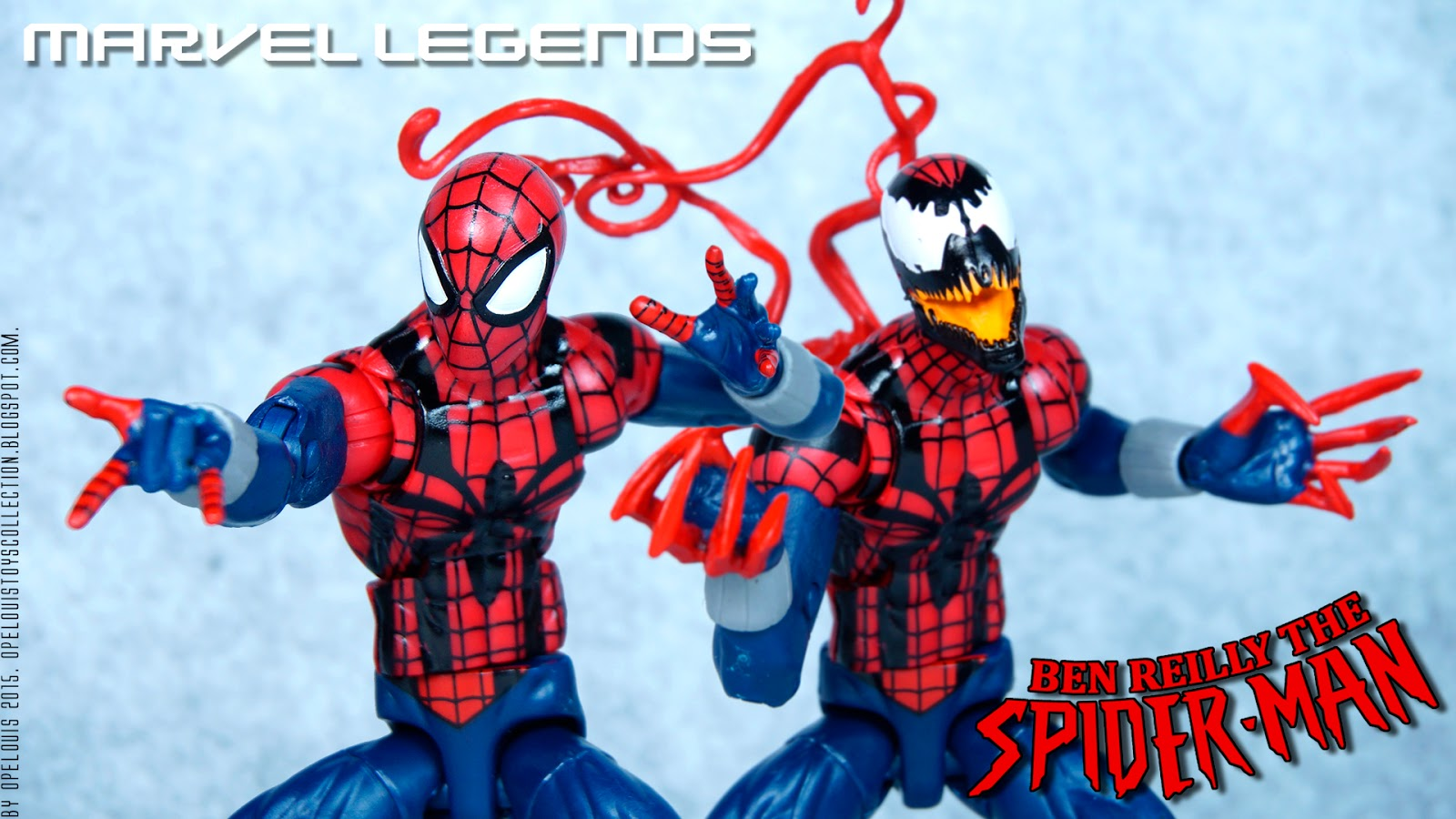 Opelouis 39 s toys collection marvel legends ben reilly the - Spider carnage ben reilly ...