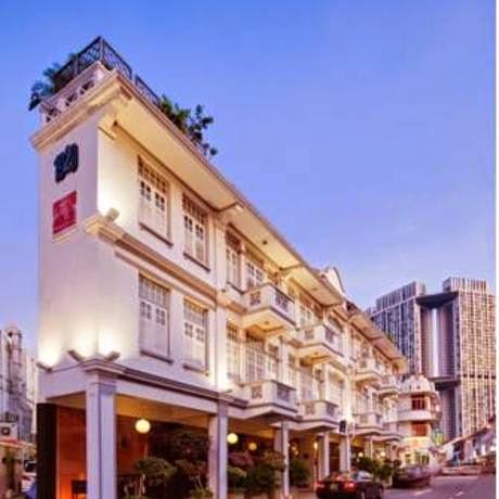 Chinatown merupakan salah satu daerah etnik di Singapura yang banyak dikunjungi wisatawa Hotel Disekitar Chinatown, Singapura