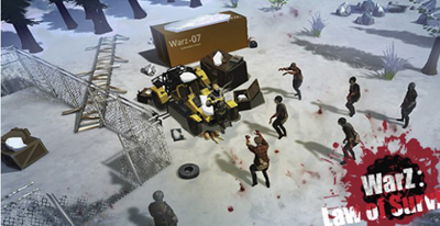 WarZ Law of Survival 2 Mod Apk v2.1.1 Unlimited Money Terbaru