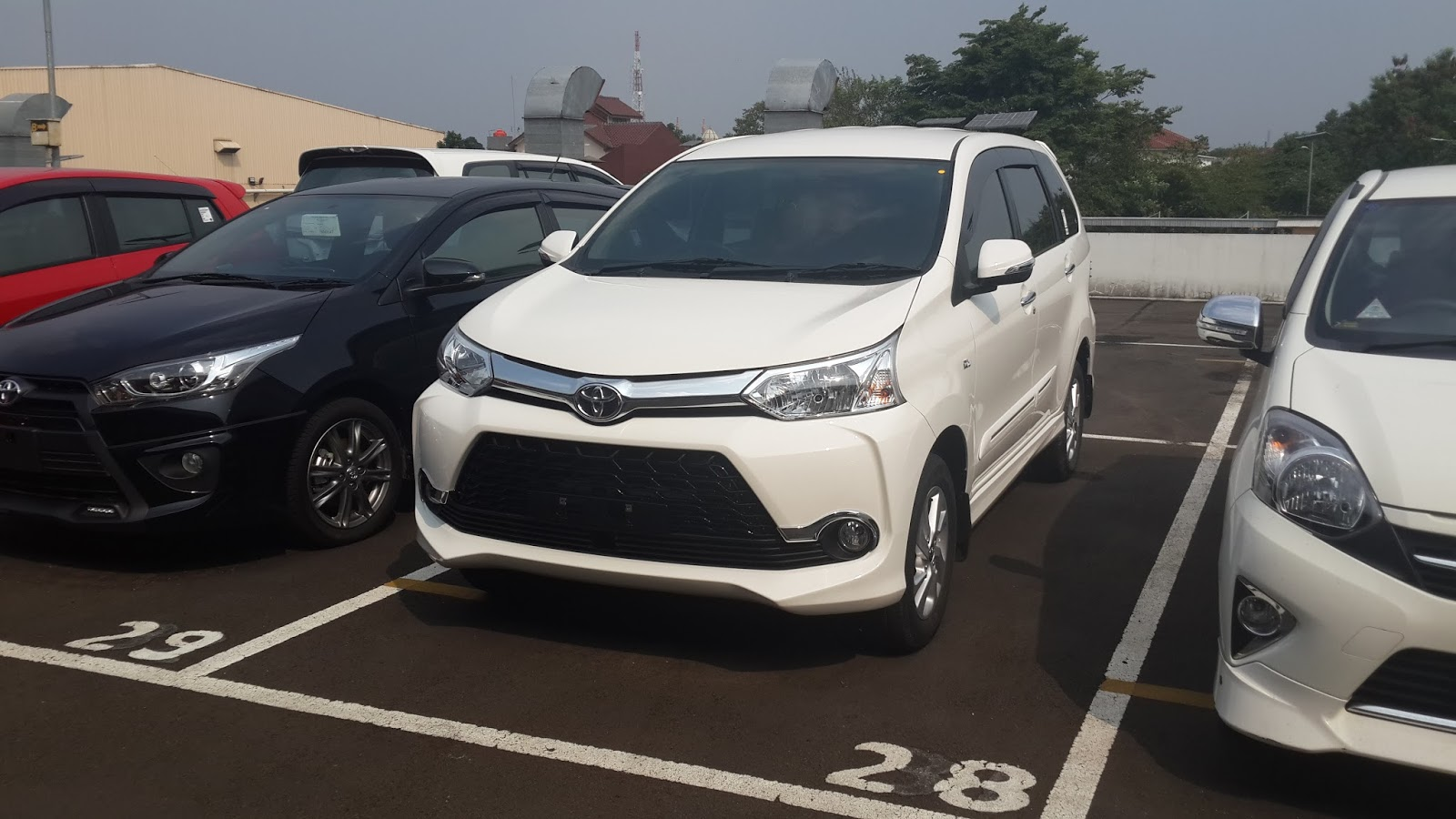 dimensi grand new avanza type g 1.3 toyota all bogor foto