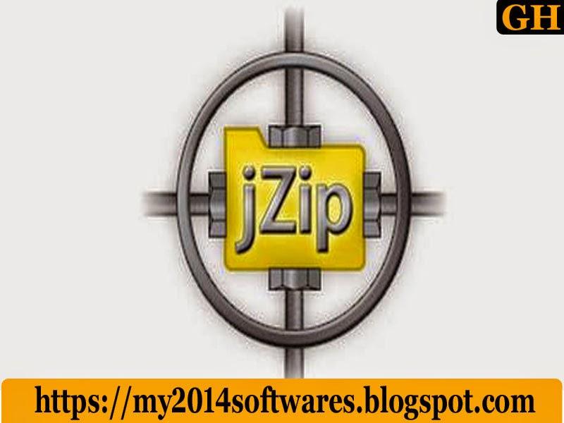 Download jZip 2014 Free Download « Free Download 2014 Softwares