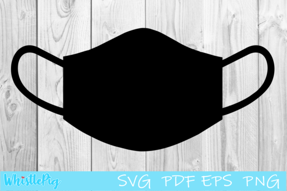 Face Mask Pattern Design Best Free Svg For Cricut