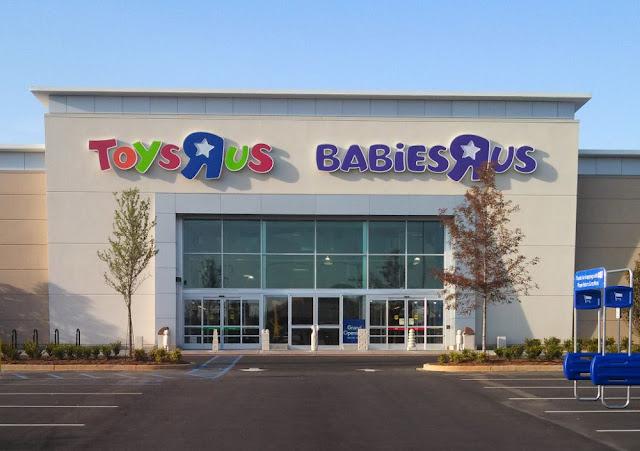 Loja Babies R Us em Nova York