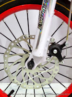 16 Inch Exotic BMX Motocross Kids Bike