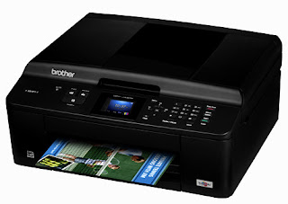 Brother MFC J430W Printer Driver Download
