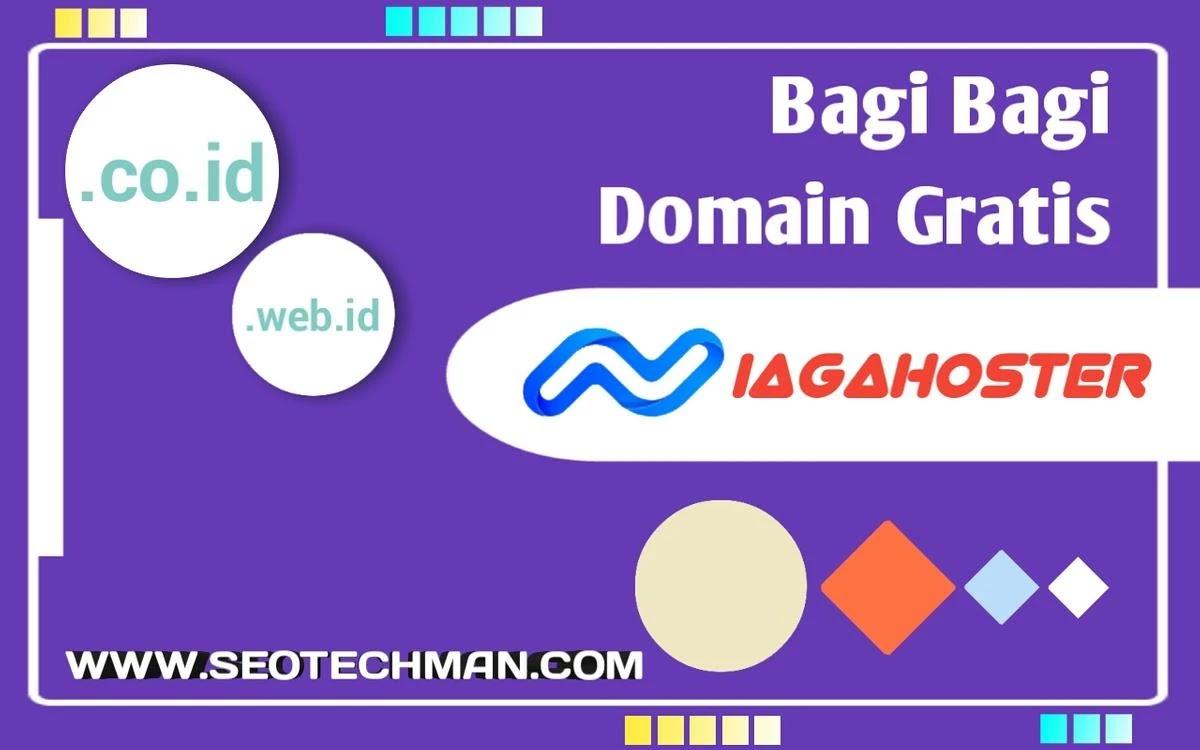 Tips Cara Mendapatkan Domain Gratis Dari Niagahoster