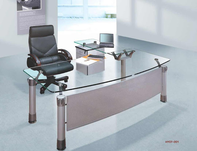 best buy executive office desk furniture glass top Adelaide for sale online