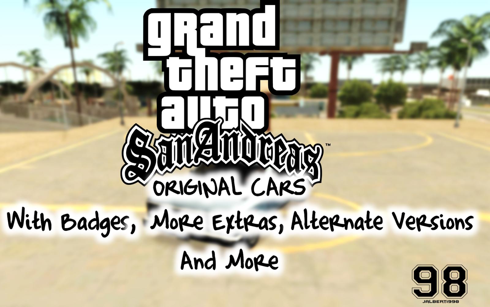GTA 98 Mods