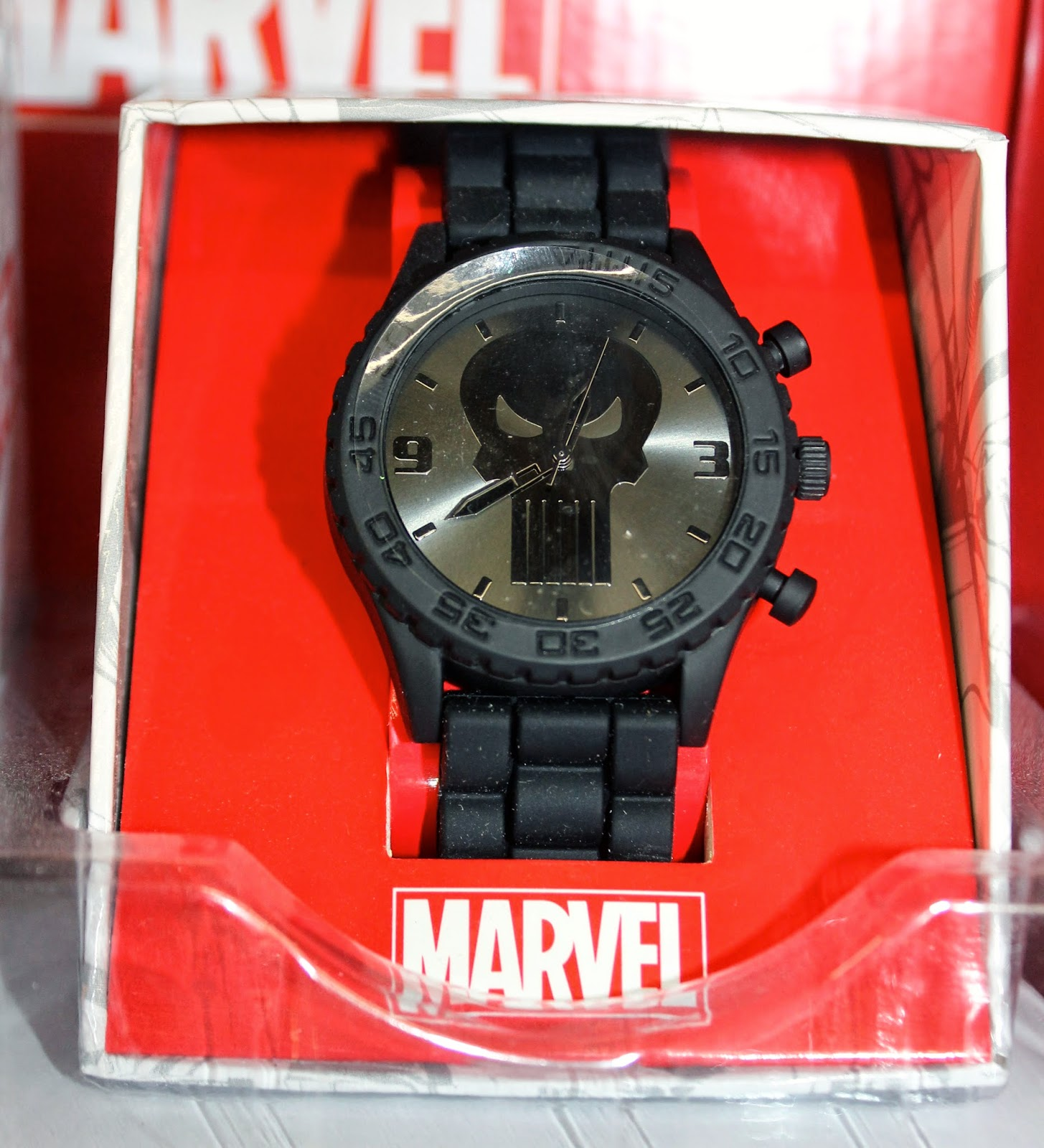The Punisher Watch