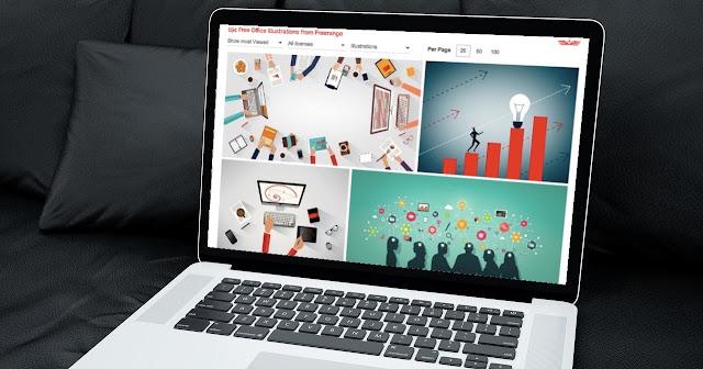 Freerange Stock 不只是照片圖庫,大量平面設計圖片免費下載