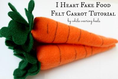 felt+carrot+151 -