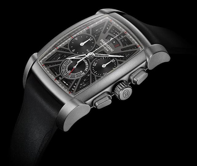 Kalpagraphe Chronometre Titanium