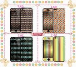 garskin polkadot 6 bisa custom harga dimulai dari 12rb untuk handphone dan laptop