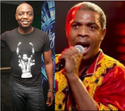 Femi Kuti indirectly asks Dede Mabiaku to go and die