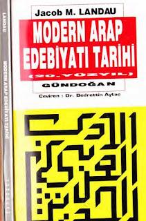 Jacob M. Landau - Modern Arap Edebiyatı Tarihi