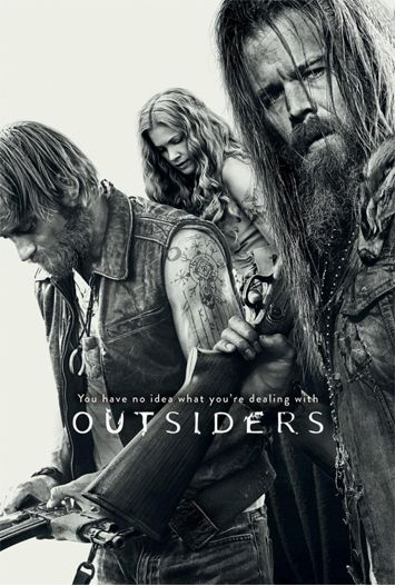 Outsiders Temporada 1 Completa HD 720p Latino