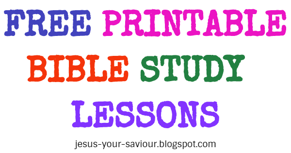 photograph regarding Free Printable Bible Study Lessons for Adults named House