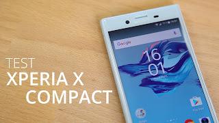 Sony Xperia X Compact, Manual de usuario, instrucciones en PDF, Guía en Español