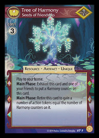 My Little Pony Tree of Harmony, Seeds of Friendship Celestial Solstice CCG Card