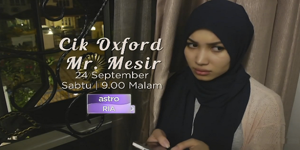 Cik Oxford Mr Mesir