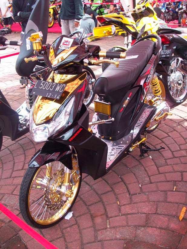 Aksesoris Untuk Modifikasi Motor Beat Motormodif 26