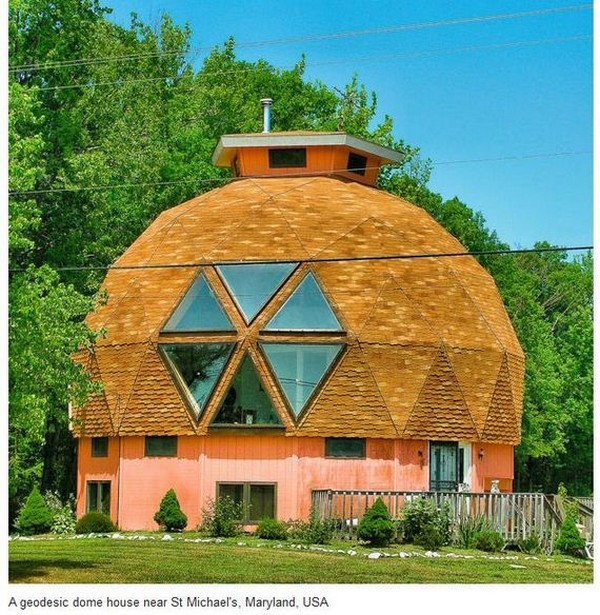 Funny Universe: 20 Unusual Houses Around The World