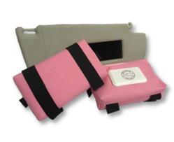 Car Visor Wet Wipe Holder & Tissue Holder
