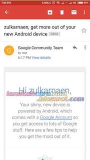 Langkah Membuat Email Gmail