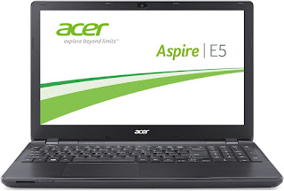 Drivers do Notebook Aspire E5-572G - Windows 7