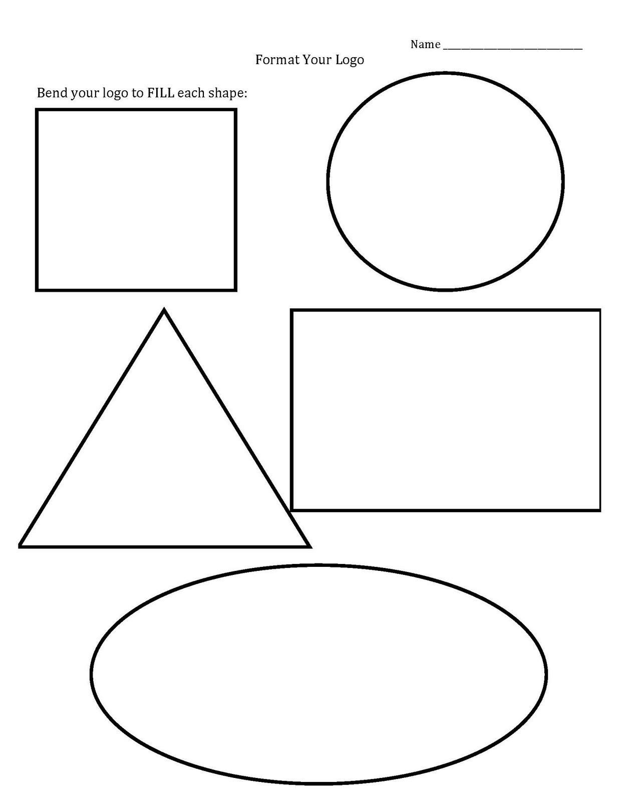 Organized Chaos Personal Logos 5th Grade