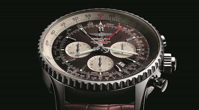 Réplicas De Relojes Breitling Navitimer Split-Segundos Cronógrafo Automático