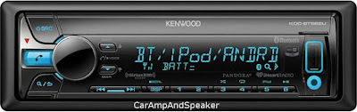 Kenwood KDC-BT562U car stereo