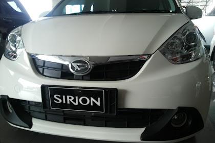 Dijual mobil BARU Daihatsu Sirion Deluxe MT (Manual) Murah di Medan