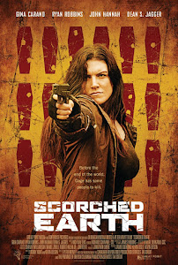 Scorched Earth Poster