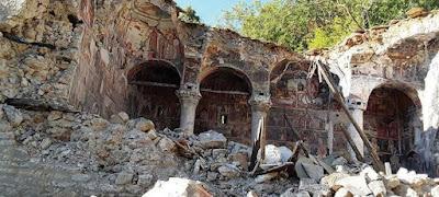 Καταρρέουν τα βορειο-ηπειρώτικα μοναστήρια