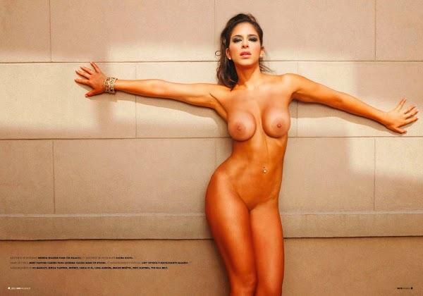 Celeste Muriega y sus desnudos completos en #Playboy Argentina enero 2015 (full fotos)