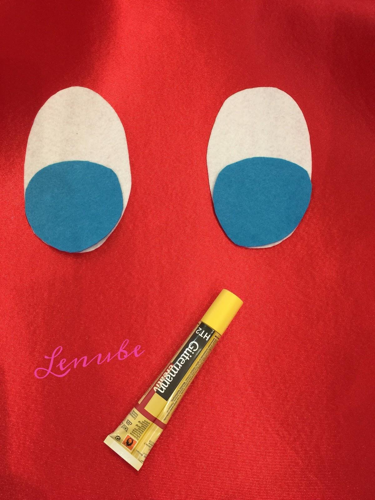 Foto patrón disfraz Pacman
