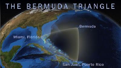 Adanya Kawah Bawah Laut Mengungkap Misteri Segitiga Bermuda