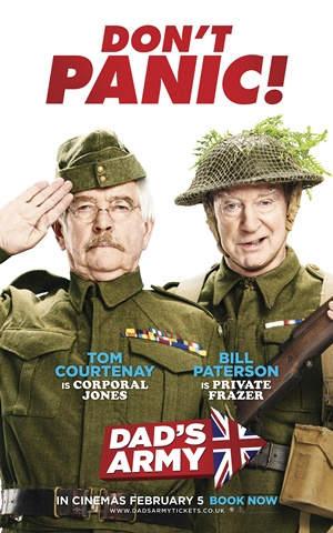 Veteranos al Ataque (2016) DVDRip Latino