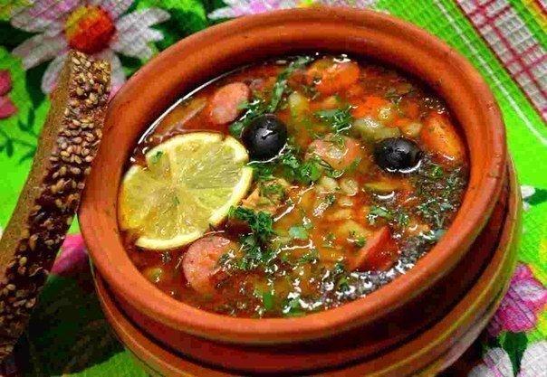 Отменные солянки — вкусно и сытно! Рецепты и советы