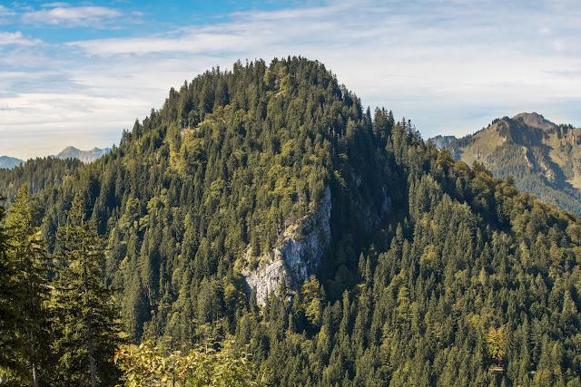 Unternberg Gipfeltour  Wandern Ruhpolding  Wanderung Chiemgau  Unternberg-Branderalm-Seehaus 05