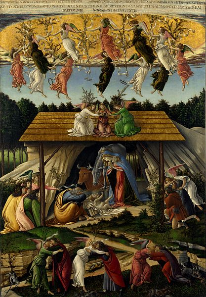 The Mystical Nativity