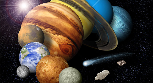 Tata Surya Kita Akan Miliki 10 Anggota Planet Utama Info Astronomy