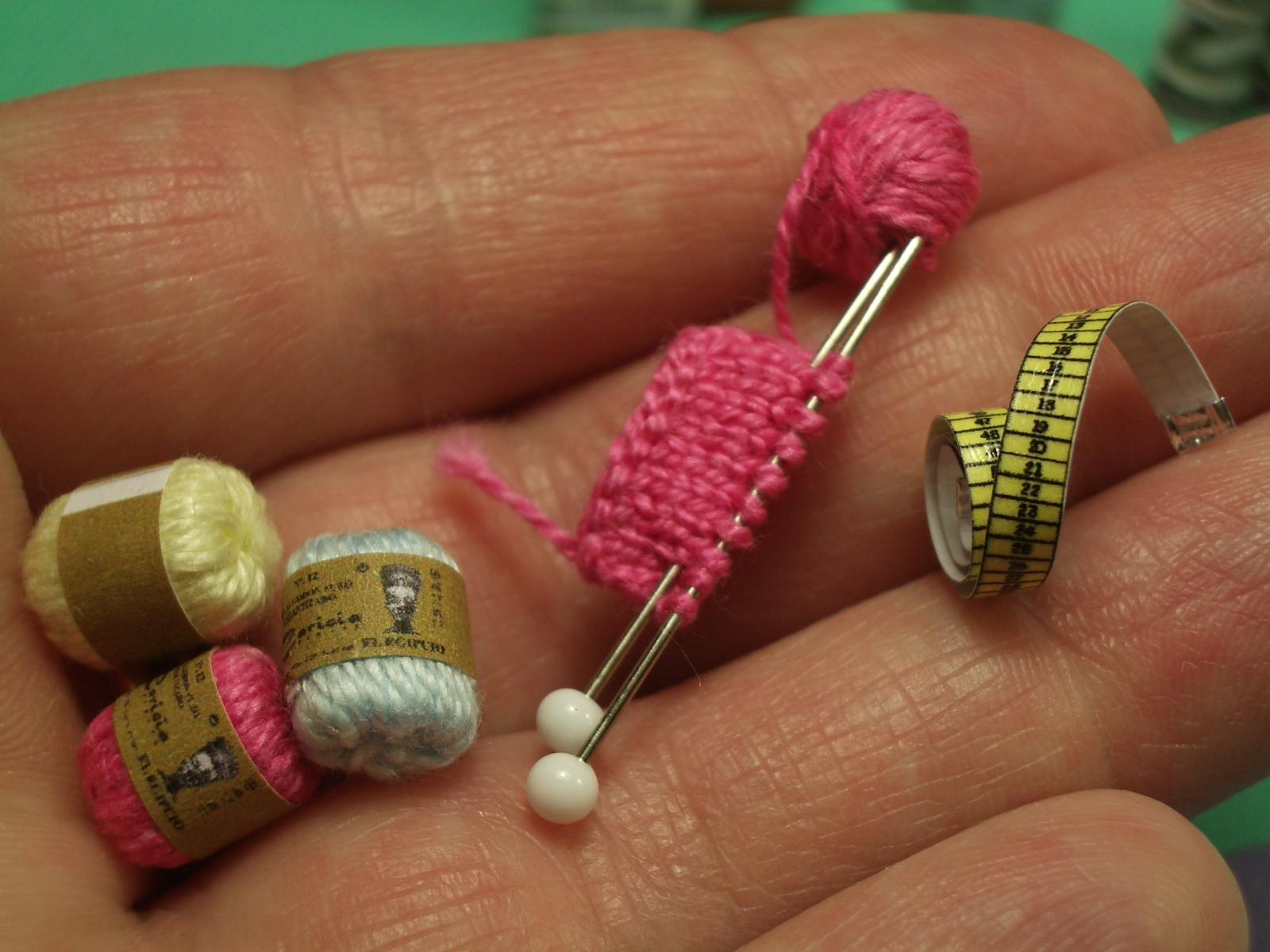 Como hacer miniaturas tutoriales y tecnicas enrhedando - Hacer manualidades desde casa ...