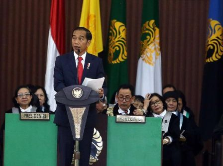 Jokowi Ancam kirim BEM UI Ke Papua, Begini Reaksi Pihak UI