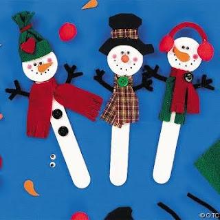 Natal - palito-sorvete