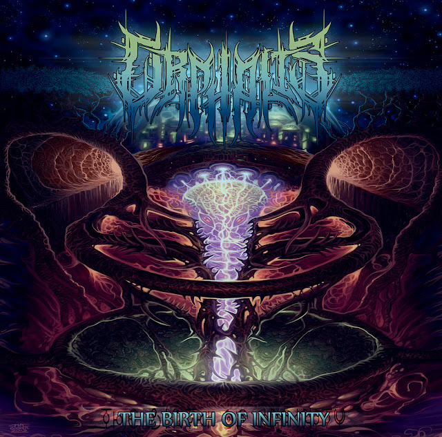 Detail from Orphalis New Album, The Birth of Infinity, Detail from Orphalis New Album The Birth of Infinity