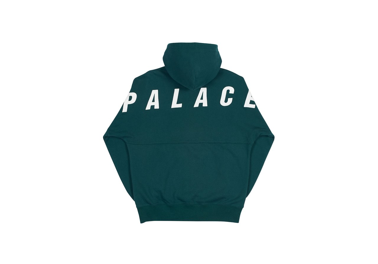20929254 Next we have the Palace GTW Splitter Crewneck Sweatshirt in two great  colorways. I like the green more and managed to buy one for myself, ...